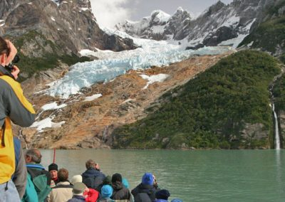 Balmaceda & Serrano Glacier Navigation