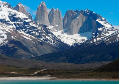 Full Day Torres del Paine From Punta Arenas