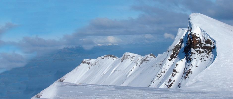 TREKKING MOUNT TARN FROM Punta Arenas