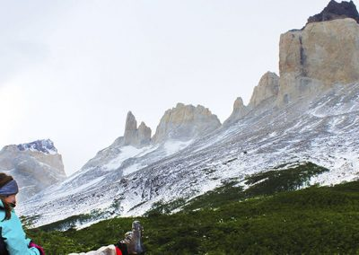 TREKKING FRENCH VALLEY TORRES DEL PAINE FROM Punta Arenas